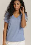 Niebieski T-shirt Lilinvienne