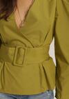 Zielona Bluzka Jynna