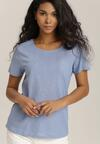 Niebieski T-shirt Sislerro
