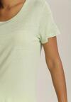 Miętowy T-shirt Supresaurus