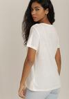 Biały T-shirt Supresaurus