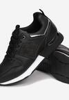Czarne Sneakersy Abrielle