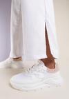 Biało-Różowe Sneakersy Lythienne