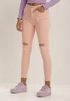 Różowe Spodnie Nerivere
