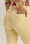 Jasnożółte Spodnie Phiosiphe
