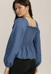 Niebieska Bluzka Vafina