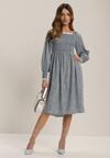 Jasnoniebieska Sukienka Elthyra