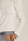 Biała Bluzka Daeicea