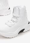 Białe Sneakersy Mihr