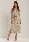 Biała Sukienka Ohirriane