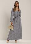 Niebieska Sukienka Kelless