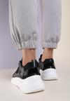 Czarne Sneakersy Kalipea