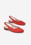 Czerwone Sandały Delola