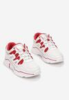 Biało-Czerwone Sneakersy Nemenaera