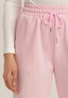 Jasnoróżowe Spodnie Doriashell