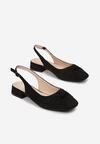 Czarne Sandały Jennilin