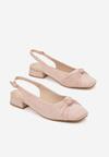 Różowe Sandały Jennilin
