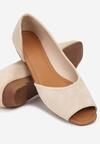 Beżowe Sandały Miraney