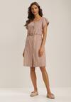 Różowa Sukienka Yserney
