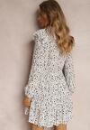 Biała Sukienka Vhesola