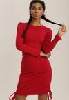 Czerwona Sukienka Coraerea