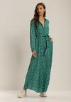 Zielona Sukienka Arierinda