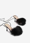 Czarne Sandały Physose