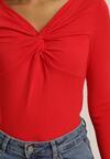 Czerwona Bluzka Alethiaphe