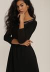 Czarna Sukienka Clyreia