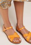 Żółte Sandały Myrithessei