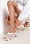 Białe Sandały Olithopheu