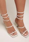 Beżowe Sandały Iasisa
