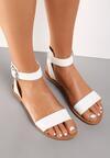 Białe Sandały Aethymes