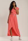 Jasnoróżowa Sukienka Narigune