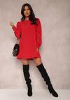Czerwona Sukienka Diada