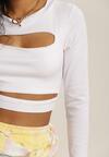 Biała Bluzka Peisidoe