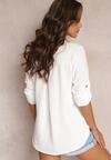 Biała Bluzka Alanoe
