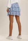 Jasnoniebieska Spódnica Phetai