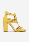 Żółte Sandały Sirelin
