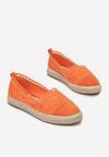 Pomarańczowe Espadryle Vylixis