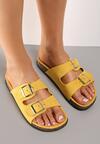 Żółte Klapki Dorinore
