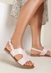 Różowe Sandały Sereibelle