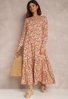 Żółta Sukienka Athizelis