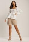 Biała Bluzka Nephithea