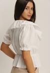 Biała Bluzka Anthistae