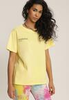 Żółty T-shirt Mepheusa