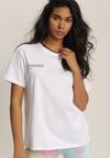 Biały T-shirt Mepheusa