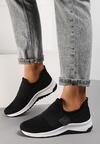 Czarne Buty Sportowe Galironei
