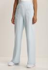 Jasnoniebieskie Spodnie Dresowe Evithosi