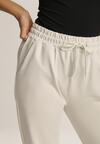 Kremowe Spodnie Doriashell